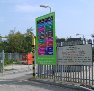 Millhams Community Recycling Centre (large version)