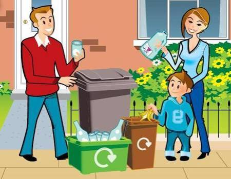 recycle for dorset family